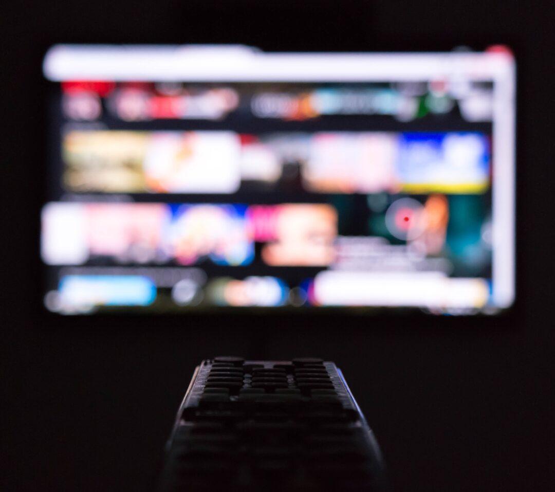 TV Screen Remote Control